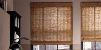 ZEBRA vertical blinds Vertical Blinds bamboo