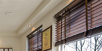 ZEBRA faux wood blinds Faux Wood Blinds faux wood blinds
