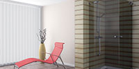 ZEBRA faux wood blinds Faux Wood Blinds vertical blinds